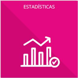 Las estadísticas que generen en cumplimiento de sus facultades, competencias o funciones con la mayor desagregación posible
