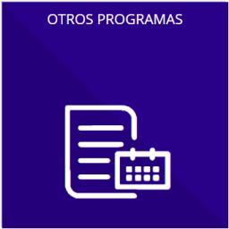 Los programas que ofrecen, incluyendo información sobre la población, objetivo y destino, así como los trámites, tiempos de respuesta, requisitos y formatos para acceder a los mismos